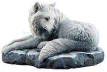 Wolf Gifts & Home Decor / A wolf's howl is a method of communication that is the loudest when in harmony with others. You will howl at these great pieces.