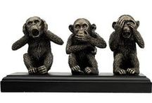 Monkey-Gorilla Gifts & Home Decor / No more monkeying around.....enjoy our vast selection of quality primate products!