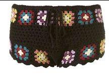 Crochet for Body and Bottom