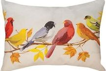 Birds / Home decor that expresses your love of birds.