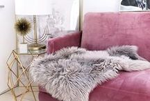 Pink Home Decor / Pink home decor