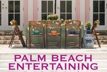 Palm Beach Entertaining / Palm Beach Entertaining: Creating Occasions to Remember by Annie Falk with Victoria Amory, Aime Dunstan & Daphne Nikolopoulus http://www.amazon.com/Palm-Beach-Entertaining-Creating-Occasions/dp/0847837955/ref=sr_1_sc_1?ie=UTF8&qid=1421375868&sr=8-1-spell&keywords=palmbeach+entertaining