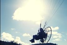モーターパラグライダー Motor Paraglider / あそびゅー!モーターパラグライダー