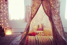 Beautiful decoration / interiors, antiques, bohemia