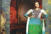 Latest Raveena Suits