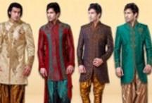 Western Look Sherwani