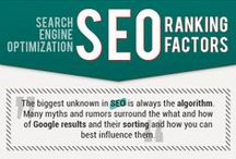 SEO (Search Engine Optimization) / Infographics and other cool stuff about Search Engine Optimization. #SEO #digitalmarketing