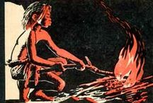 Ernest d'Hervilly / Aventures d'un petit garçon préhistorique en France ПРИКЛЮЧЕНИЯ ДОИСТОРИЧЕСКОГО МАЛЬЧИКА