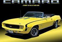 Chevrolet kalendáře