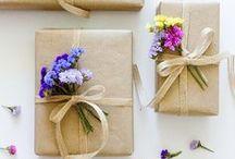 Presents / Presents ideas