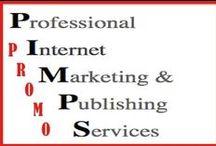 Promo Pimps / PROMO  Professional Internet Marketing & Publishing   Services