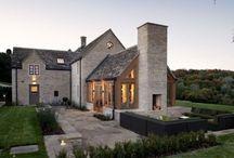 Houses + Exteriors / Homes people inhabit