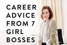 LIKE A BOSS / Advice, tips and statistics for women chipping away at that glass ceiling.