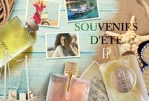 Souvenirs d'été / Souvenirs d'été. An object, a song or just a picture. How many summer memories will you treasure in your heart this time? Memories that make you smile, dream, inspire. Because life is emotion!