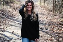 """Style By The Refinery / Check out our """"it girl,"""" Kaitlyn, for her everyday Refinery outfits! Instagram: @stylebytherefinery - call us at 870.336.7300 to order"""