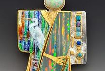 cantinaville / Mostly art quilt ideas / by Darlene Barr
