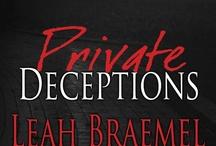 Braemel Swag / To get Leah Braemel Swag visit: http://leahbraemel.com/extras/romance-trading-cards/