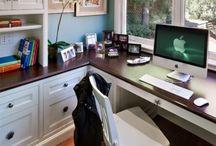 Tammy's and Jason's Office / Work work work
