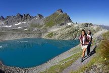 Swiss Hiking Trips / Schweizer Wanderrouten
