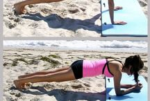 Fitness+stretching