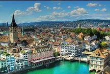 Sightseeing in Switzerland