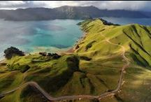 Take me to... New Zealand