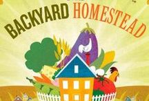 Books About Health & Homesteading / The best books on homesteading, preserving, living frugally, gardening, sewing, hand-making, foraging, saving seeds, maintaining an orchard plus general sustainable living.