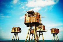 Maunsell Sea Forts - Army & Navy