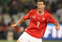 Swiss Soccer National Team / Schweizer Fussball