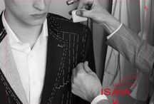 ISAIA. MADE to MEASURE / ad Paola Manfrin ph Elisabetta Claudio
