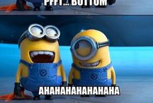 Bottom - Ahahahahahahaha / I love these little guys, especially the way the laugh