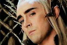 Hobbit/LOTR / Okay, this board is supposed to be about The Hobbit and the LOTR films. However, it has become a Thranduil shrine. Lee, i could watch those eyebrows for hours, and i probably already do. LOL.