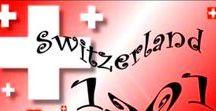 Swiss National Day 1th of August / Schweizer Nationalfeiertag / 1. August