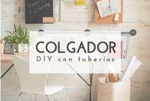 Orden / Las mejores ideas DIY para decorar tu hogar