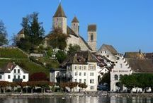 Rapperswil THE insider tip! / The most beautiful town in Switzerland.