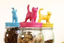 Cat Treat Recipes / Quick and easy cat treat recipes to make for your kitty or any other kitty you may love.