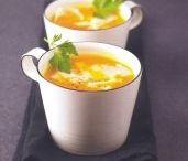 Soupes revigorantes / Quoi de mieux qu'une bonne soupe bien chaude pour clore une froide journée d'hiver?