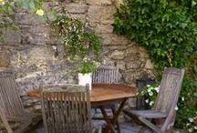Ma terrasse, mon jardin....