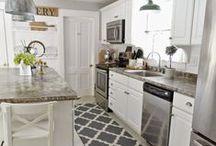 Cuisine de chef ! / Aménager sa cuisine, l'organiser de façon fonctionnelle, choisir les meubles, le coloris.....
