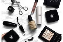• beauty • / Make up products | Skincare products | Beauty products | Beauty flatlay | Make up storage