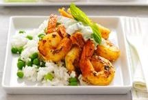 Plats principaux / Chaque tablée trouvera sa recette de plat principal ! Sortez la belle vaisselle, un joli plat, et disposez vos aliments le plus délicatement possible afin de rendre n'importe quel plat digne d'un repas de roi !