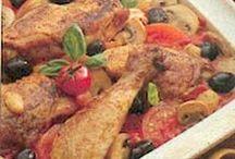 Viandes variées / Rôtie, mijotée, braisée… Il existe de multiples façons de préparer la viande. Trouvez de l'inspiration pour cuisiner votre viande de manière à ce qu'elle se marie au mieux avec le reste de votre menu.