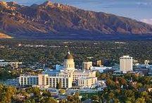 Salt Lake City / Happy to be here!