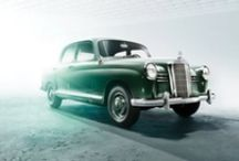 Vintage Mercedes-Benz / Legacy of Perfection