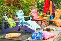 Fun Outdoor Spaces