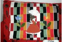 Patchwork / Manualidades con patchwork