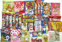 Japanese Candy, Snacks, Okashi Dagashi / Variety of Japanese Candy & Snacks