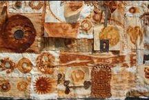 Rust Fabric Inspiration