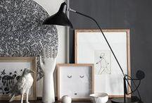 Mantis lamps by Bernard Schottlander / An overview of projects and photos with Mantis lamps by Bernard Schottlander