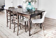 Interior Decor & Inspiration / Lots of interior decor inspiration, Scandinavian, boho, modern rustic.